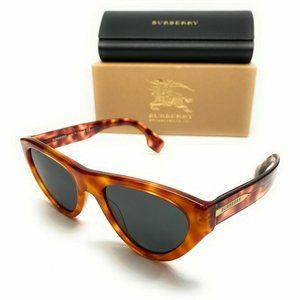 Burberry Women's Havana Square Sunglasses!